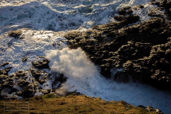 Faroe Islands Collision (C) Karoliina Kauhanen
